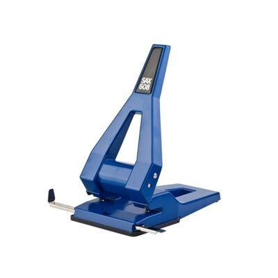 Lyukasztó SAX 608 2 lyukú fém 65 lap kék