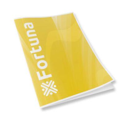 Franciakockás füzet FORTUNA Basic A/4 32 lapos 88-32